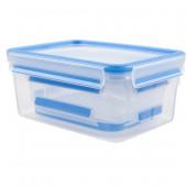 Набор из 3 контейнеров EMSA CLIP&CLOSE, 0,5, 1 и 2,3 л Emsa 508566 - emsa – фото 2