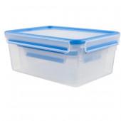 Набор из 3 контейнеров EMSA CLIP&CLOSE, 1, 2,3 и 3,7 л Emsa 508567 - emsa – фото 2