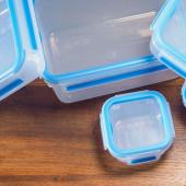 Набор из 5 контейнеров Emsa CLIP&CLOSE 512753 - emsa – фото 3