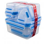 Набор из 9 контейнеров EMSA CLIP&CLOSE Emsa 515481 - emsa – фото 4