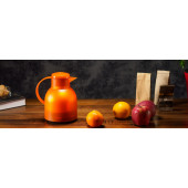 Термос-чайник EMSA SAMBA, 1 л, оранжевый Emsa 504234 - emsa – фото 6