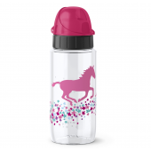 Бутылка для воды 0,5 л Emsa DRINK2GO, Лошадь 518302 - emsa – фото 1