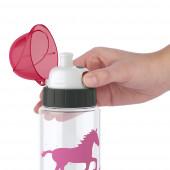 Бутылка для воды 0,5 л Emsa DRINK2GO, Лошадь 518302 - emsa – фото 4