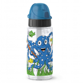 Бутылка для воды 0,5 л Emsa DRINK2GO, Осьминог 518304 - emsa – фото 1