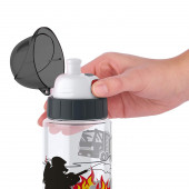 Бутылка для воды 0,5 л Emsa DRINK2GO, Пожарный 518305 - emsa – фото 4