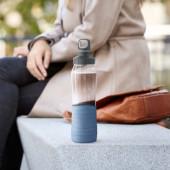Бутылка для воды 0,7 л Emsa N3100200 синяя - emsa – фото 4