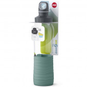 Бутылка для воды 0,7 л Emsa N3100300 зеленая - emsa – фото 5