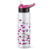 Бутылка для воды EMSA Drink2Go N3031000 0,7 л с узором - emsa – фото 1