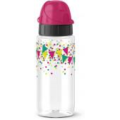 Бутылка для воды EMSA Drink2Go F3030600 0,5 л с узором - emsa – фото 1