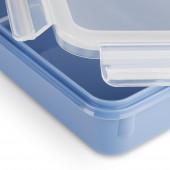 Набор контейнеров 4 шт. EMSA CLIP&CLOSE COLOR N1030800 - emsa – фото 3