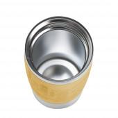 Термокружка 0,36 л желтая EMSA TRAVEL MUG N2012800 - emsa – фото 3