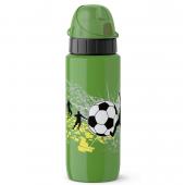 Термофляжка EMSA DRINK2GO, Футбол, нержавеющая сталь, 0,6 л Emsa 518366 - emsa – фото 1
