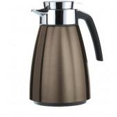 Термос-чайник EMSA BELL, 1 л, шоколадный Emsa 513812 - emsa – фото 1