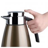 Термос-чайник EMSA BELL, 1 л, шоколадный Emsa 513812 - emsa – фото 5