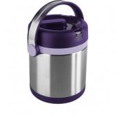 Термос для ланча EMSA MOBILITY, 1,2 л, фиолетовый и стальной Emsa 509233 - emsa – фото 1