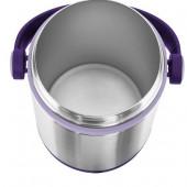 Термос для ланча EMSA MOBILITY, 1,2 л, фиолетовый и стальной Emsa 509233 - emsa – фото 3
