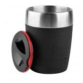 Термостакан EMSA TRAVEL CUP, 0,2 л, чёрный Emsa 514514 - emsa – фото 3