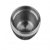 Термостакан EMSA TRAVEL CUP, 0,2 л, чёрный Emsa 514514 - emsa – фото 4