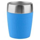 Термостакан EMSA TRAVEL CUP, 0,2 л, синий Emsa 514515 - emsa – фото 1
