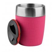 Термостакан EMSA TRAVEL CUP, 0,2 л, розовый Emsa 514517 - emsa – фото 2