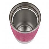 Термокружка EMSA TRAVEL MUG, 0,36 л, розовая Emsa 513550 - emsa – фото 5