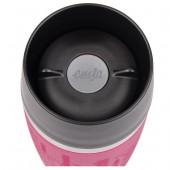 Термокружка EMSA TRAVEL MUG, 0,36 л, розовая Emsa 513550 - emsa – фото 3