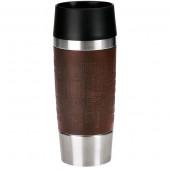 Термокружка EMSA TRAVEL MUG, 0,36 л, коричневая Emsa 513360 - emsa – фото 1