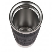 Термокружка EMSA TRAVEL MUG GRANDE, 0,5 л, чёрная Emsa 515615 - emsa – фото 5