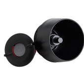 Термокружка EMSA TRAVEL MUG GRANDE, 0,5 л, чёрная Emsa 515615 - emsa – фото 4