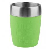 Термостакан EMSA TRAVEL CUP, 0,2 л, зелёный Emsa 514516 - emsa – фото 1